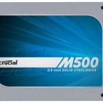 国内正規代理店保証付!Crucial M500シリーズがAmazonにて販売中