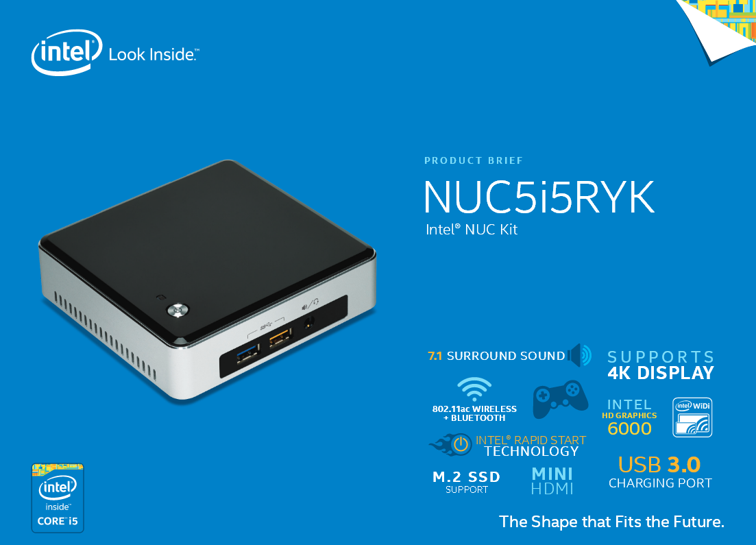 NUC5i5RYK