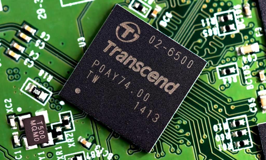 SSD370コントローラ