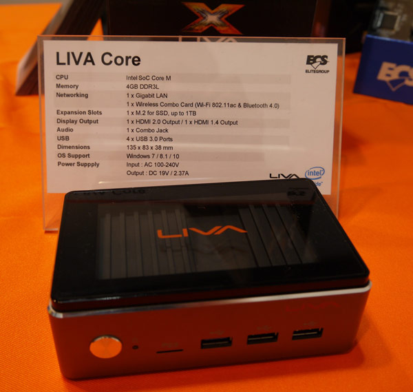 LIVA Core2