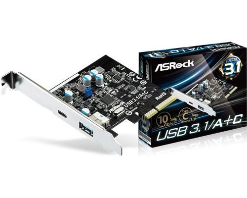 USB3.1A+C
