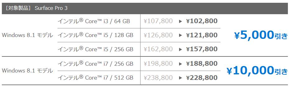SurfacePro3-discount