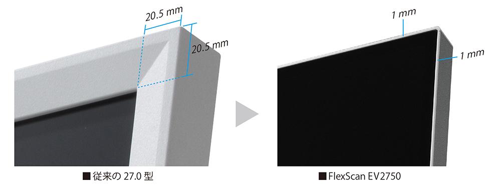 FlexScan EV2750-1