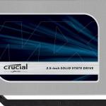 Crucial SSD MX200 250GBモデルがタイムセール・台数限定で1万980円