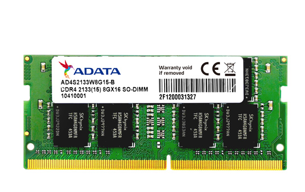 DDR4 2133 SO-DIMM 1.2V-2