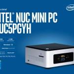 Pentium N3700搭載Intel NUC「NUC5PGYH」まとめ