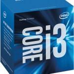 Skylake版Core i3, Pentiumが発売開始