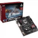 ASUSのPRO GAMINGシリーズマザー購入でSSDなどが当たるキャンペーン実施中