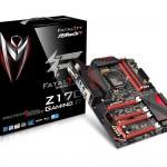 ASRockの最上位ゲーミングマザー「Fatal1ty Z170 Professional Gaming i7」発売