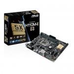 ASUSTeKよりH110チップセット搭載&DDR3/L対応microATXマザー「H110M-E D3」発売