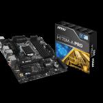 MSIのH170チップセット搭載microATXマザー「H170M-A PRO」発売