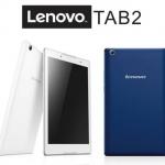 Y!mobileからLenovoの8インチタブレット「Lenovo TAB2」発売