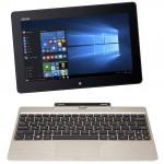 ASUSTeKがデュアルストレージ2in1デバイス「TransBook T100TAM」を発表