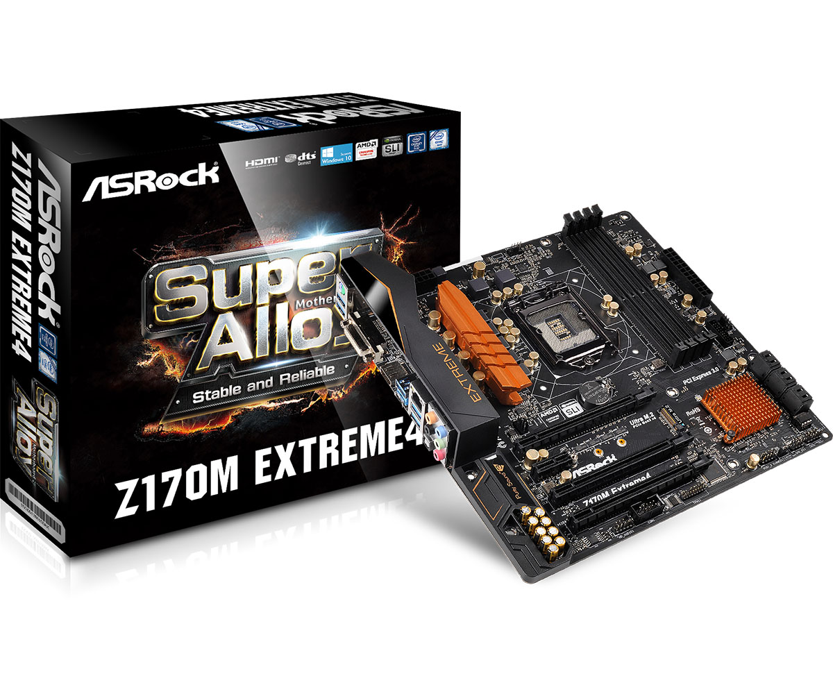 Z170M Extreme4