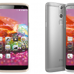 ZTEの5.2インチFHD/メモリ3GBのSIMフリースマホ「AXON mini」が12月25日発売