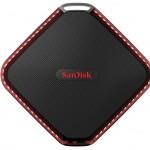 SanDiskのポータブルSSD「サンディスク エクストリーム500/510 ポータブルSSD」発表