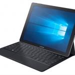 Samsungが12インチ・2in1Windowsタブレット「Galaxy TabPro S」発表