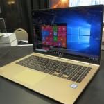 LGが15.6型で世界最軽量980gのノートPC「LG Gram 15」をCES 2016で展示