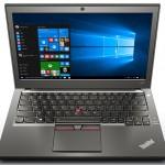 Lenovo ThinkPad X250が残りわずか。部材が無くなり次第販売終了
