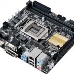 ASUSTeKのH110搭載Mini-ITXマザー「H110I-PLUS」発売