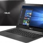 ASUSの13.3型モバイルノートPC「ZenBook UX305UA」「ZenBook UX303UB」発売