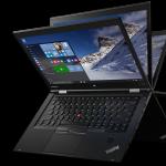 Lenovoの2in1ノートPC「ThinkPad X1 Yoga(2016)」 スペックまとめ