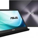 ASUSTeKが15.6型モバイル液晶「MB169C+」発売。USB Type-Cケーブル1本で接続可