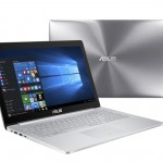 ASUSより15.6型4K液晶ノート「ZenBook Pro UX501VW」発売