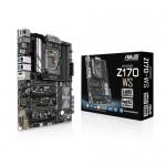 ASUSよりPCIEx 3.0×16スロット4本のZ170マザー「Z170-WS」発売