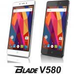 ZTEの5.5インチSIMフリースマホ「ZTE Blade V580」発表。FullHDで約3万