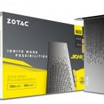 ZOTACの読込2600MB/sPCIe SSD「ZOTAC SONIX PCIE 480GB SSD」発売