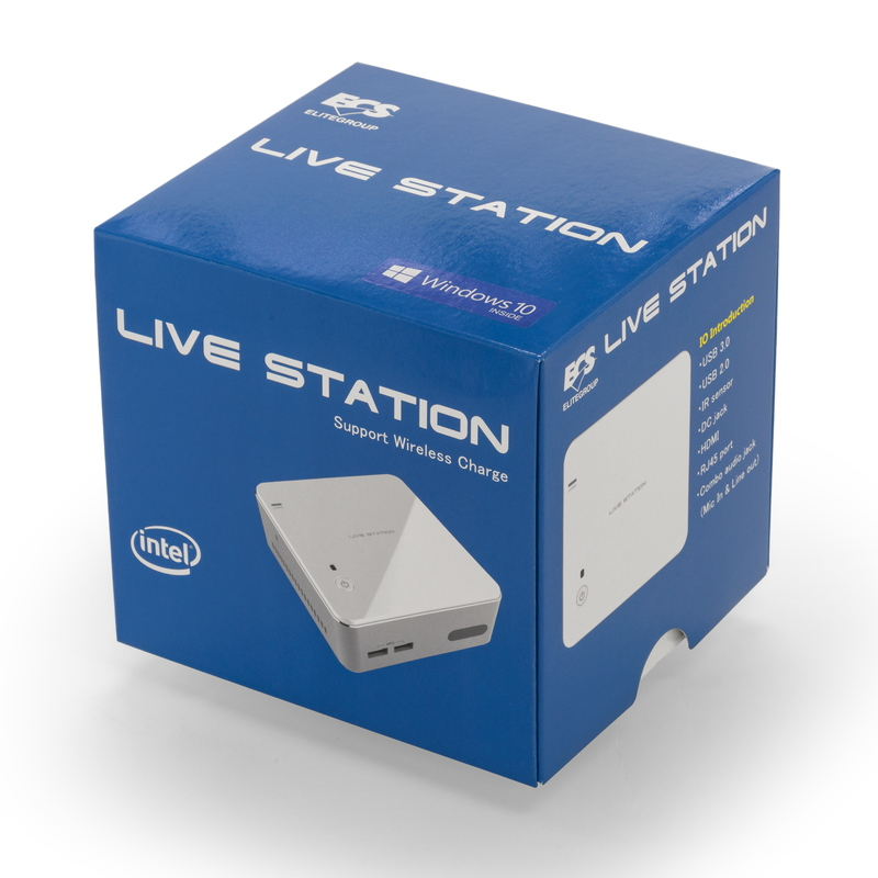 ECS-LIVE-SATION
