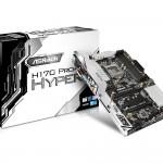 ASRockのH170マザー「H170 Pro4/Hyper」発売