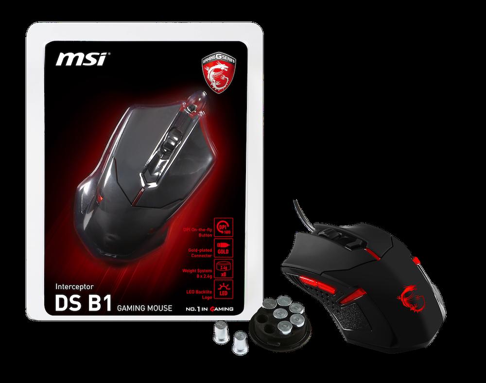 MSI DS B1 GAMINGmouse