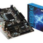 MSIのXeon E3-1200 v5対応マザー「E3M WORKSTATION V5」発売