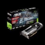 ASUSのGeForce GTX1080搭載ビデオカード「GTX1080-8G」発表