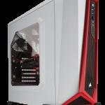 CORSAIRのミドルタワー型PCケース「Carbide SPEC-ALPHA」シリーズが発売