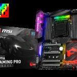 MSIのBroadwell-E対応ATXマザー「X99A GAMING PRO CARBON」発売