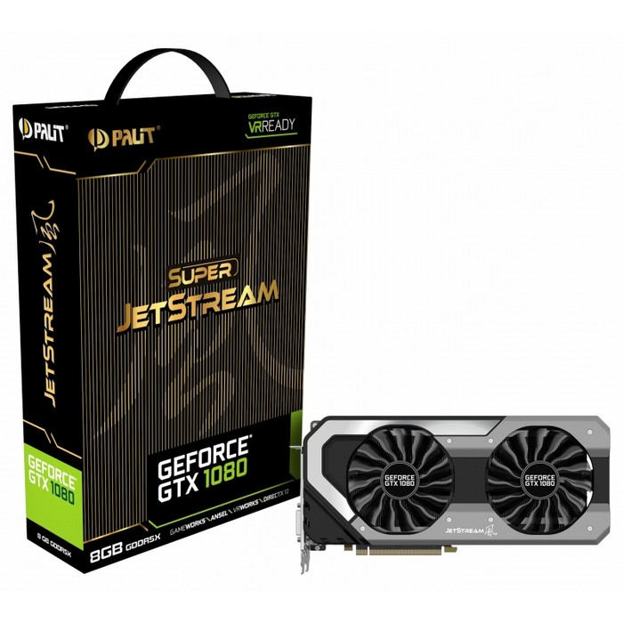 GeForce GTX1080 8GB Super JetStream