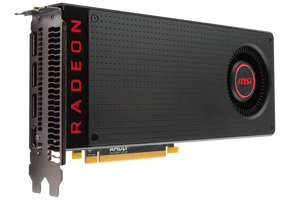 Radeon RX 480 8G-1