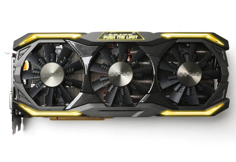 ZOTAC GeForce GTX 1070 AMP Extreme-1