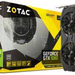 ZOTACのGTX1080/1070搭載OCグラボ「AMP Edition」2製品が発売