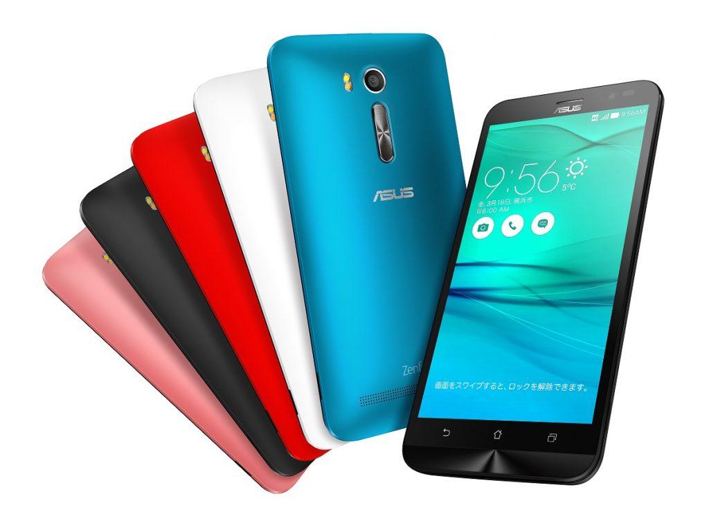 ZenFone Go_ZB551KL_family