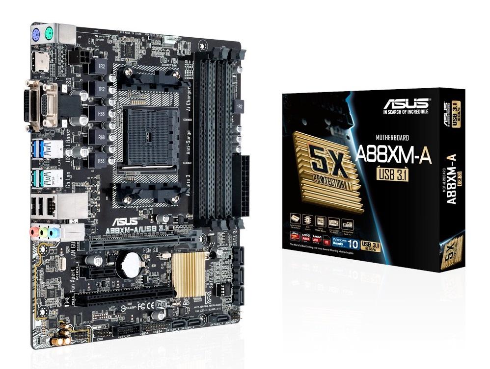 A88XM-A-USB 3.1