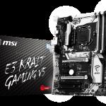 MSIのC232ゲーミングマザー「E3 KRAIT GAMING V5」発売
