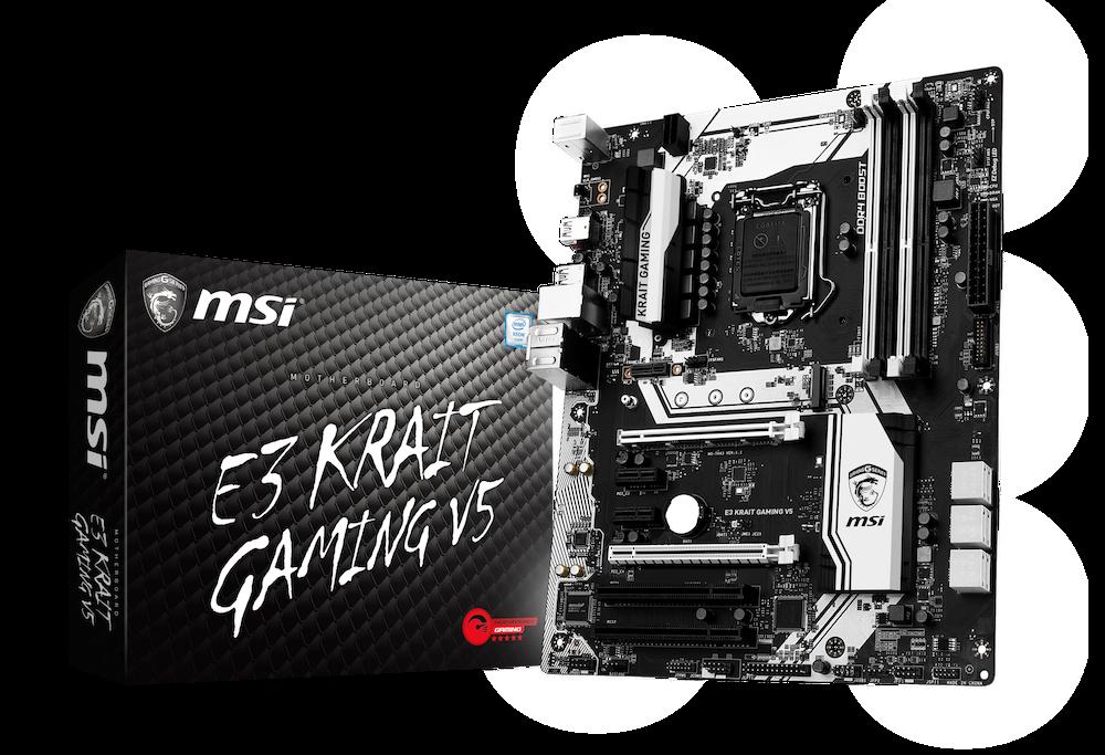 E3 KRAIT GAMING V5