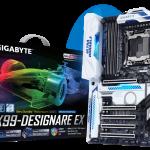 GIGABYTEのQuadro対応X99マザー「GA-X99-Designare EX」発売