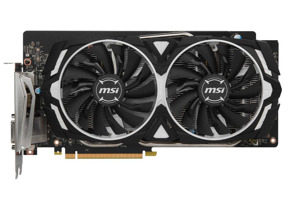 GeForce GTX 1060 ARMOR 6G OC-1