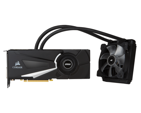 GeForce GTX 1080 SEA HAWK X-1