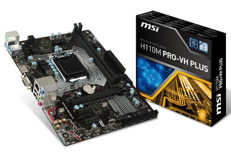 H110M PRO-VH PLUS